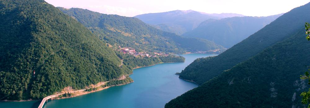 Индивидуальная экскурсия на каньоны Черногории