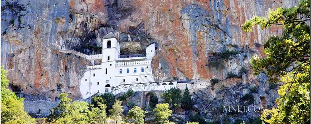 Индивидуальная экскурсия острог Цетинье Русский гид в Будве Гид в Черногории