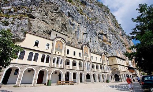 Индивидуальная Экскурсия Острог Цетинье Гид в черногории