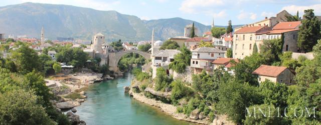 Страны-соседи Черногории
