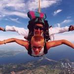 Параглайдинг в черногории полет на параплане в Черногории гид в будве гид в черногории